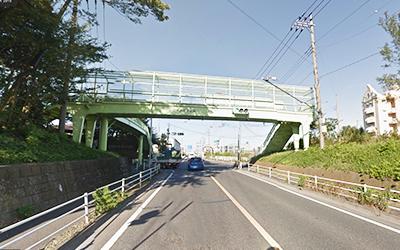 小島歩道橋