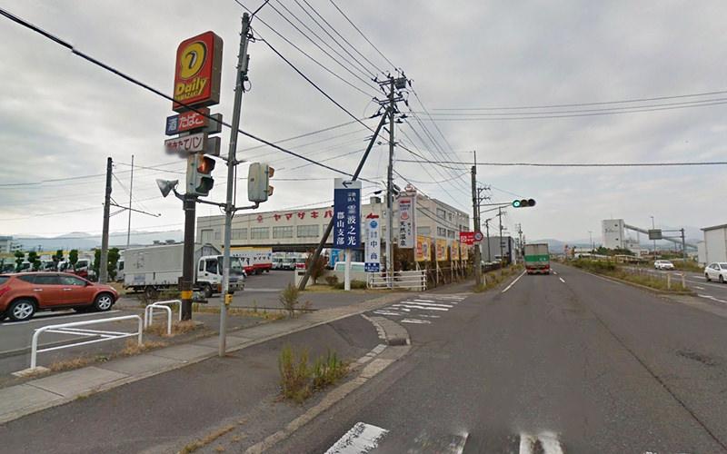 信号/ヤマザキパン