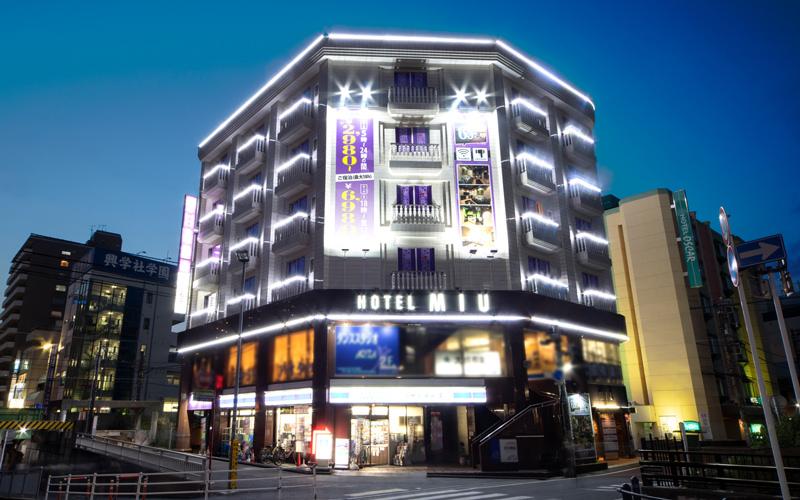 HOTEL MIU