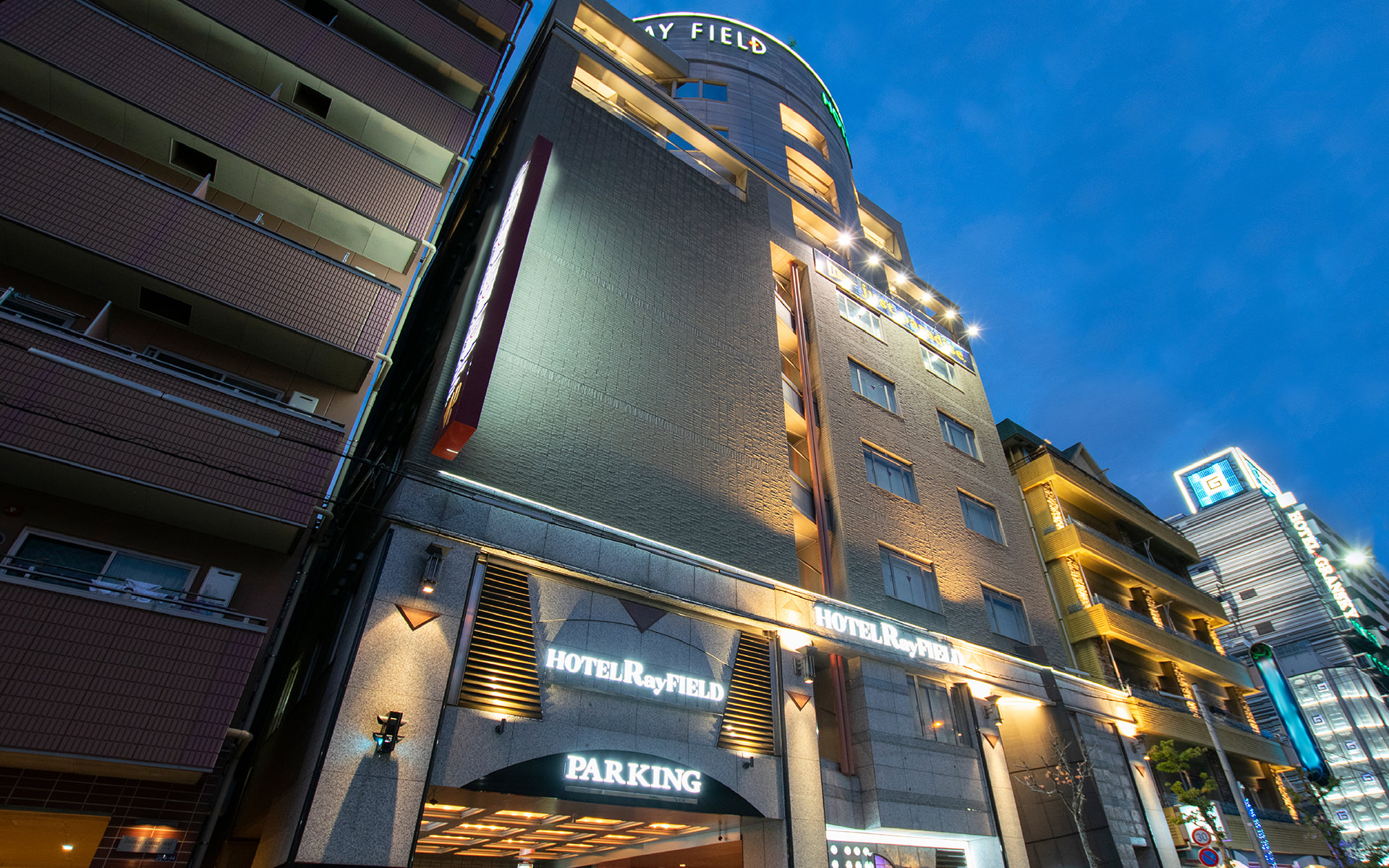 「ホテル 錦糸町 レイフィールド」の画像検索結果